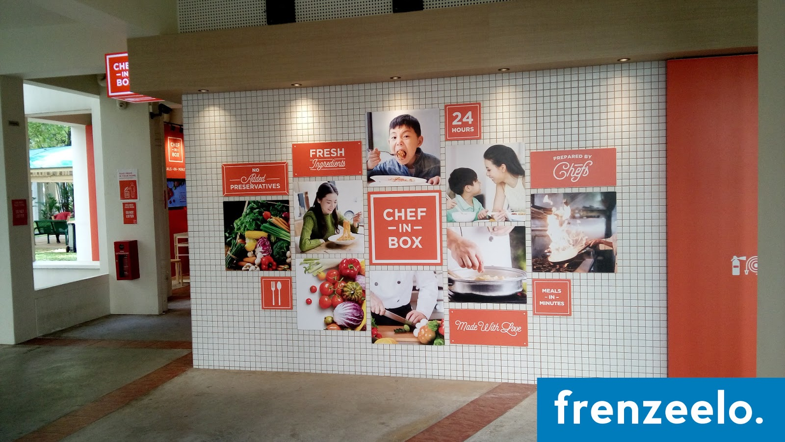 frenzeelo visiting vendcafe singapore 39 s first vending. Black Bedroom Furniture Sets. Home Design Ideas