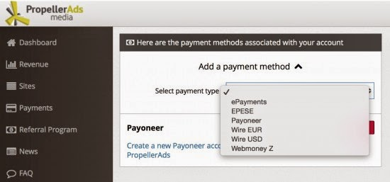 How To Monetize Your Website Blog With Propellerads Adsense