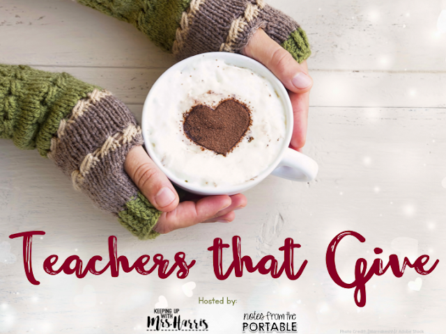 Teachers That Give - Giveaway With Over $500 In Gift Cards