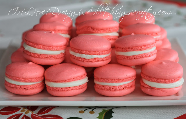 Merry Macaroons | Christmas Baking