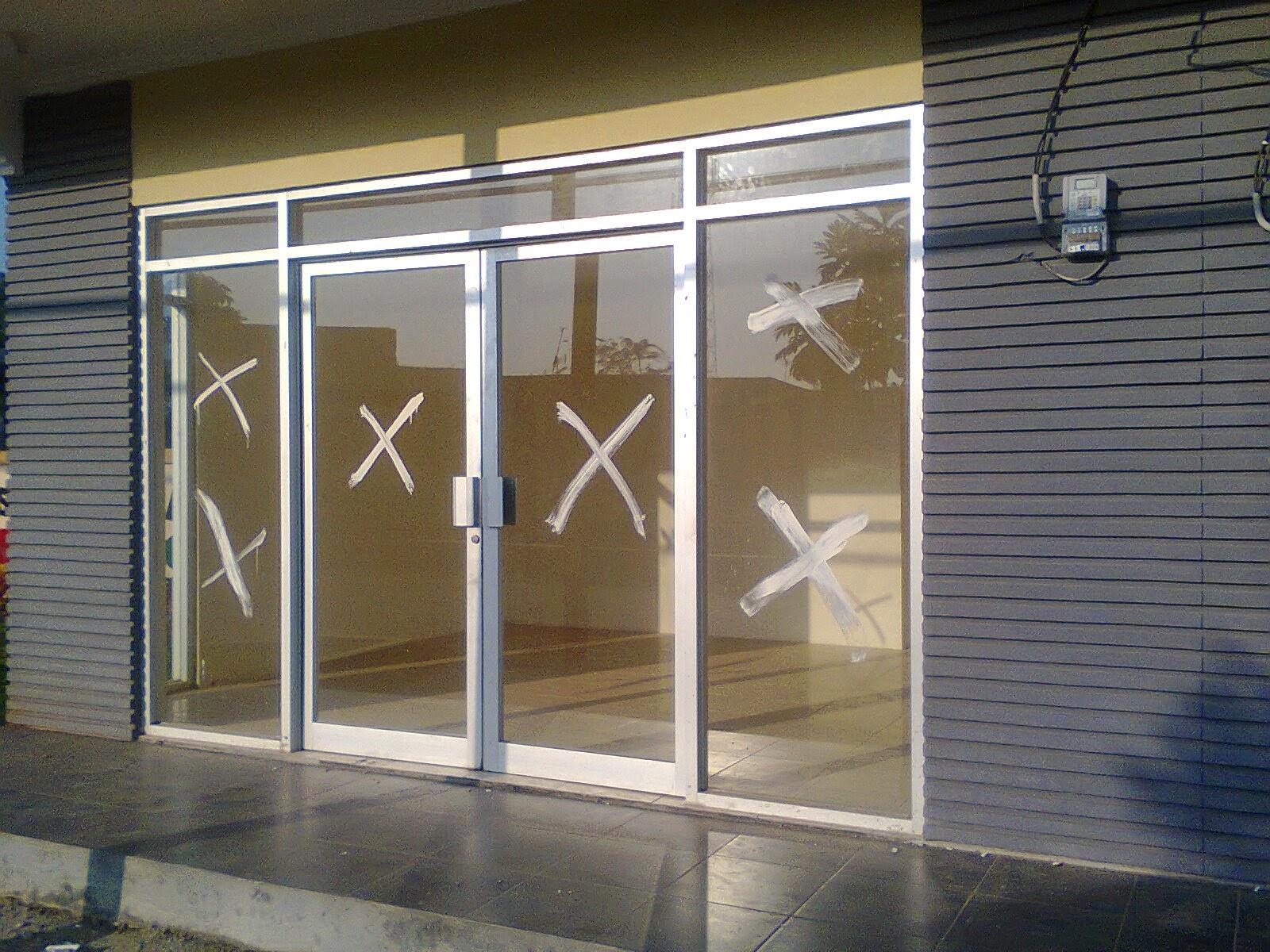 KUSEN PINTU ALUMINIUM: harga jual kusen pintu jendela ...