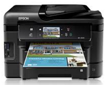 Epson WorkForce WF-3540DTWF Driver Download