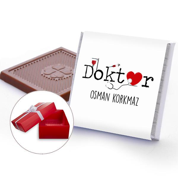 doktora çikolata