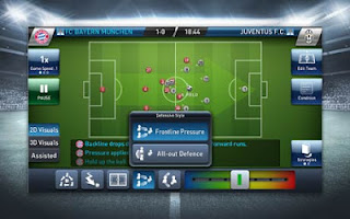 Pes Club Manager mod apk v1.5.0 Terbaru Full version