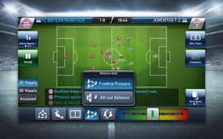 Pes Club Manager mod apk v1.5.0 Terbaru