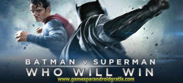 Download Batman v Superman Who Will Win Apk Mod