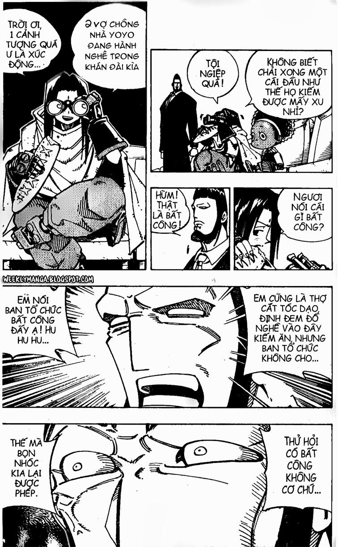 Shaman King [Vua pháp thuật] chap 122 trang 18