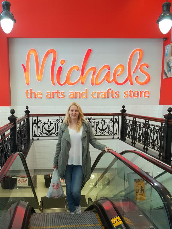 Ein Ausflug nach Washington D.C.und noch ein paar Tage in New York | Shopping at Michaels