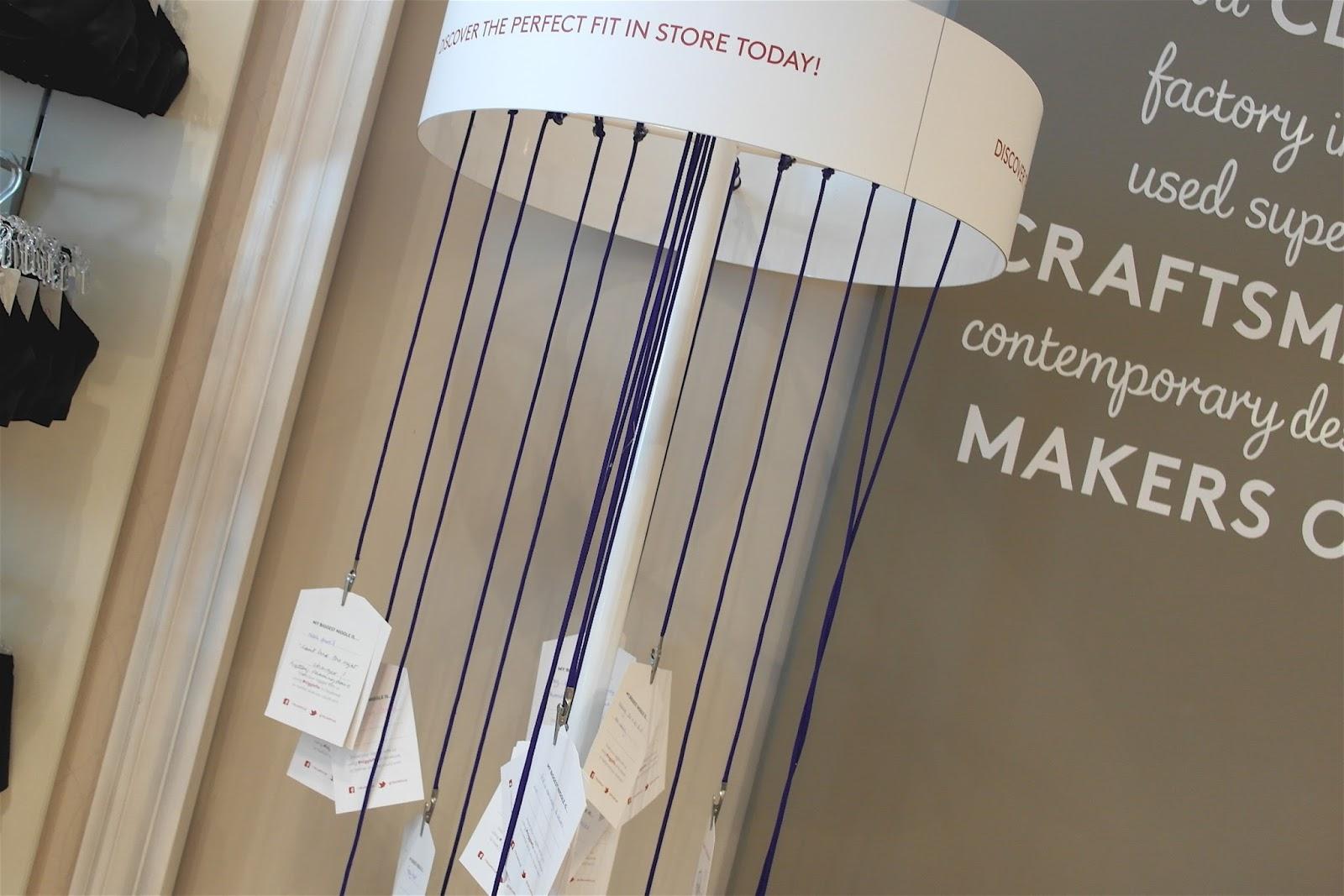 zoe georgina triumph magic wire bra review nigglefix campaign. Black Bedroom Furniture Sets. Home Design Ideas