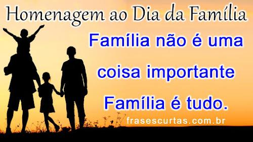 dia da familia