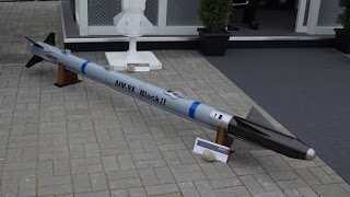 AIM-9X Block II - Raytheon Missile Systems