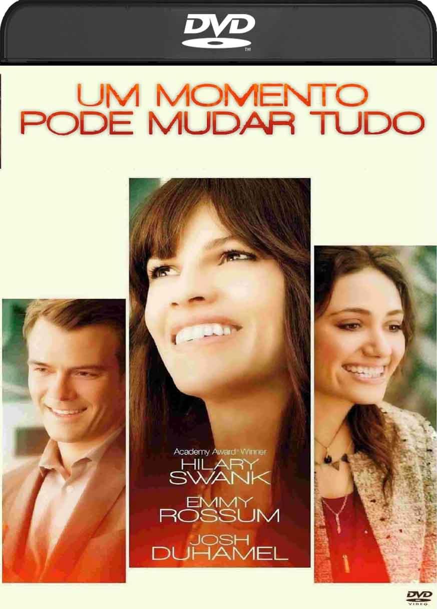 Um Momento Pode Mudar Tudo (2015) DVD-R Oficial Dual Audio