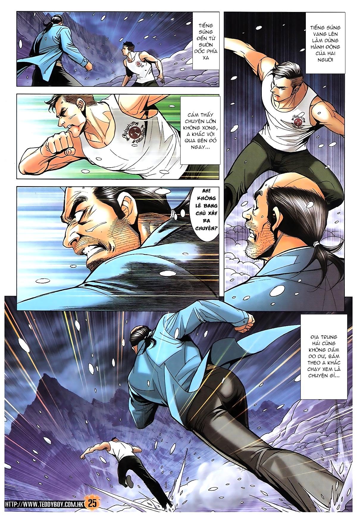 Người Trong Giang Hồ - Chapter 1615: Bắn chết Triệu Oánh - Pic 22