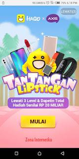 Ikon Main Tantangan Lipstick Di Hago Dapat Hadiah Besar