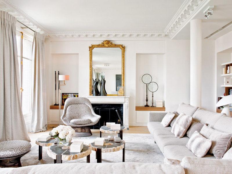Dreams in HD Interiors  A Parisian Dream
