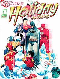 DC Holiday Special 9