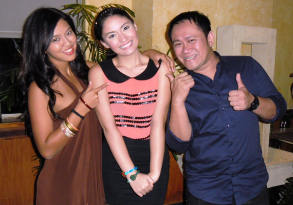 Survivor Philippines' Mara, Stef and Betong