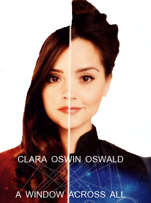 Time and Relative Dimension in Style: Clara Brain-Blast
