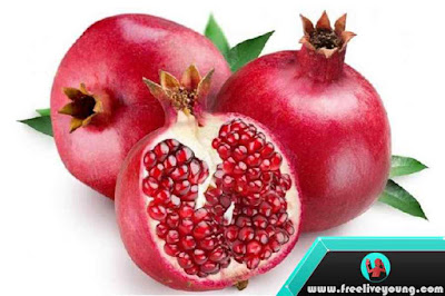5 Benefits of Pomegranate Fruit For Beauty Skin