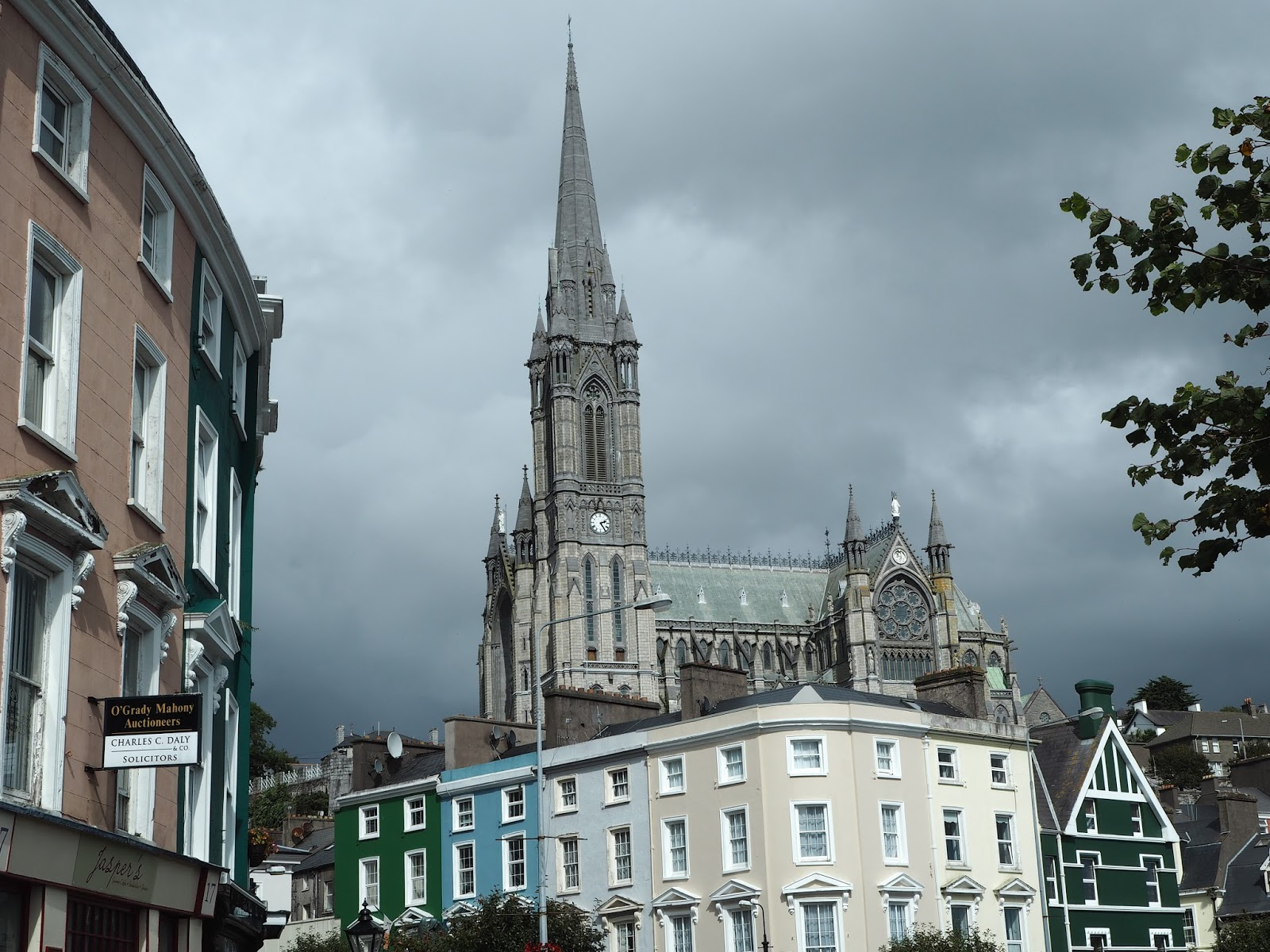 st colmans cathedral cobh