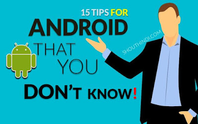 15 Android Tips & Tricks