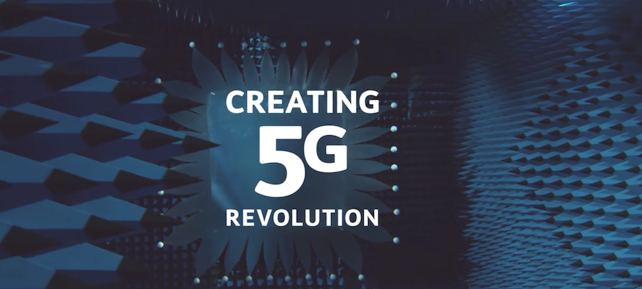 Canzone TIM Pubblicità rete 5G, Spot Ottobre 2017