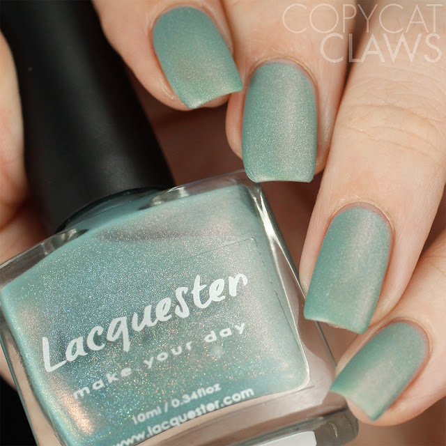 Lacquester Cocooning Swatch Matte