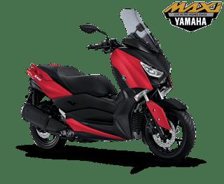 Yamaha Xmax Matte Red, Harga Yamaha Xmax, Kredit Motor Yamaha Xmax, Price List Yamaha Xmax, Promo Yamaha Xmax