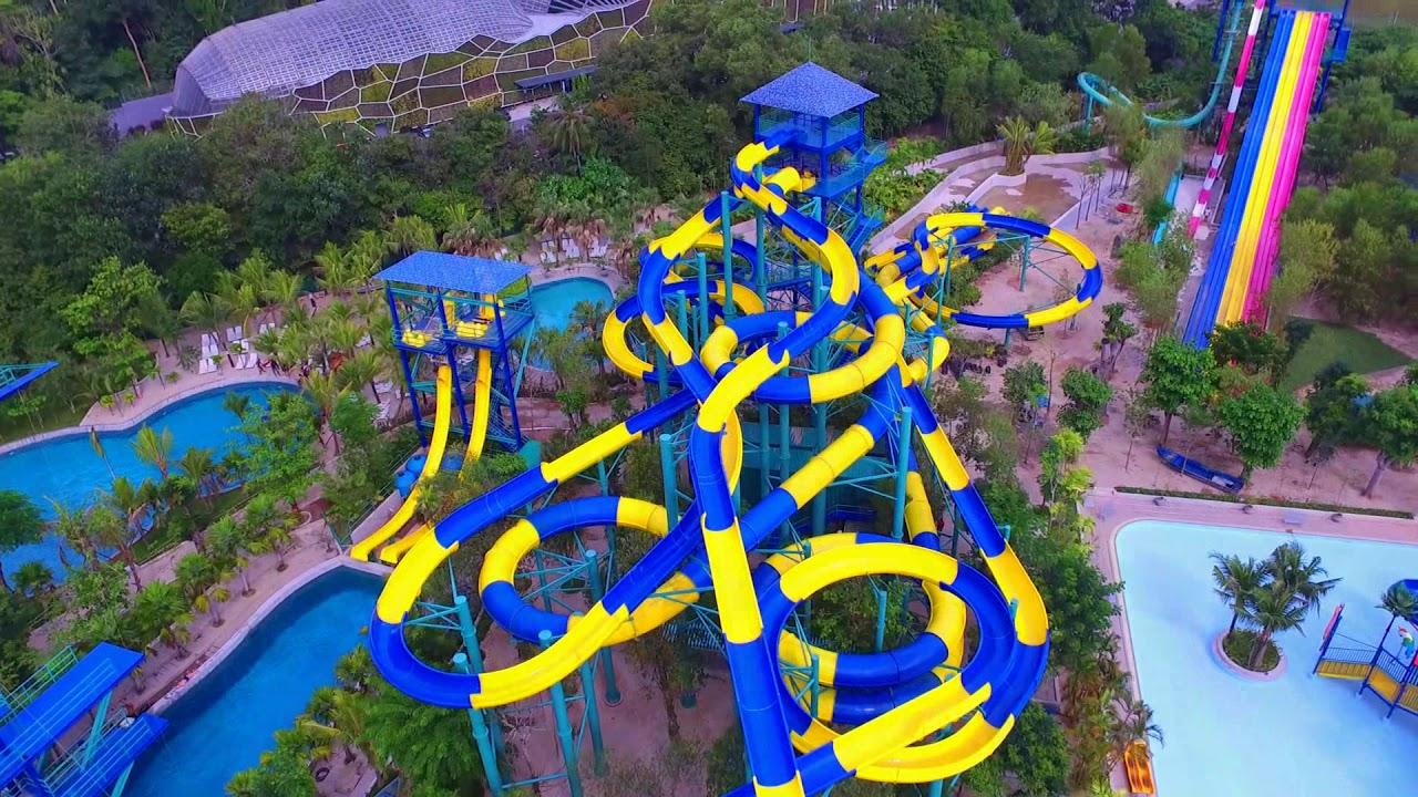 Pengalaman @ ESCAPE Park Penang | Tips