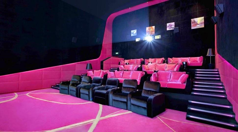 The Orange Cinema Club, Beijing, China
