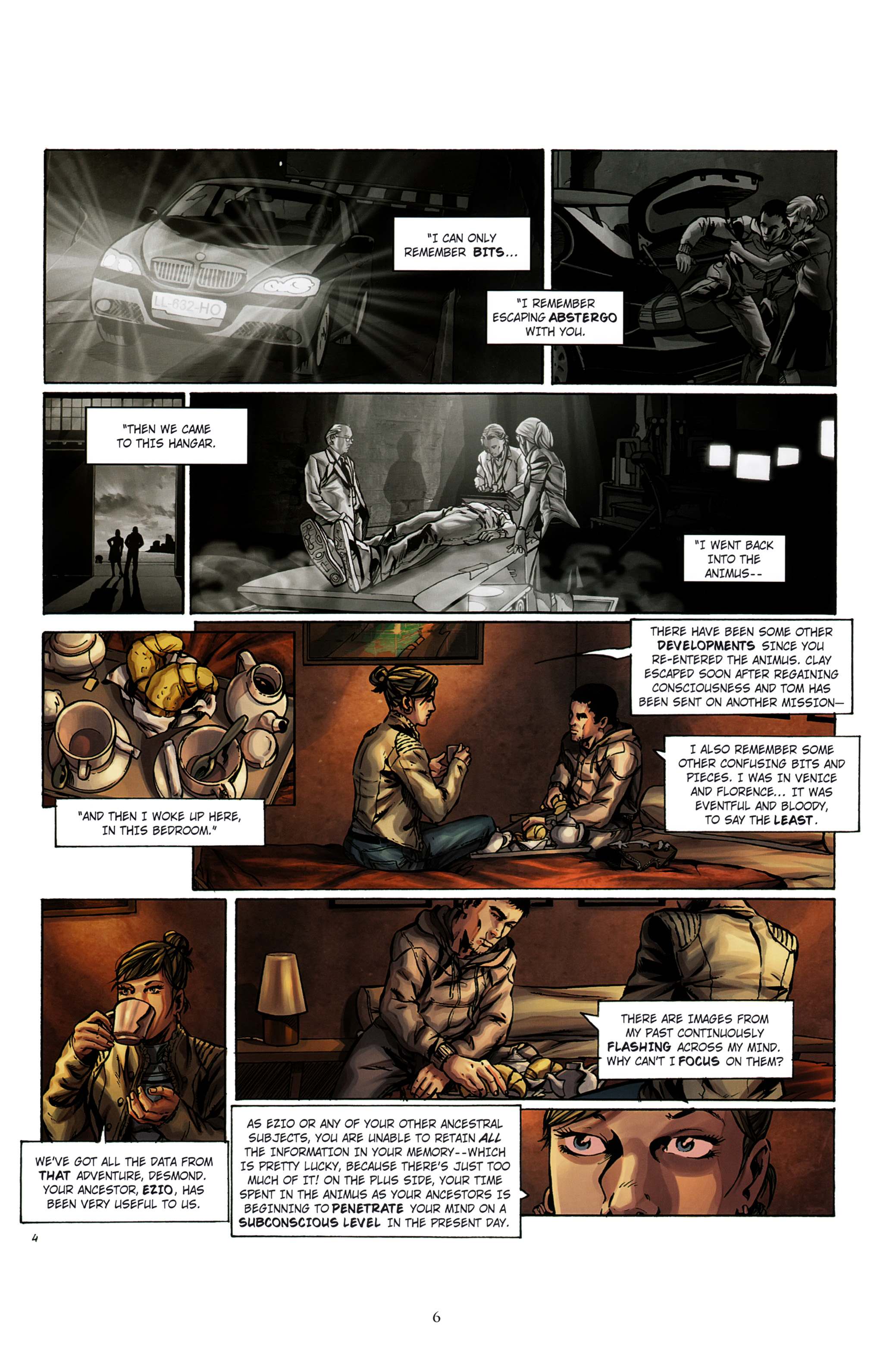 Read online Assassin's Creed (2012) comic -  Issue #2 - 10