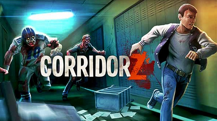 Game - Corridor Z v1.3.1 Apk Mod Money