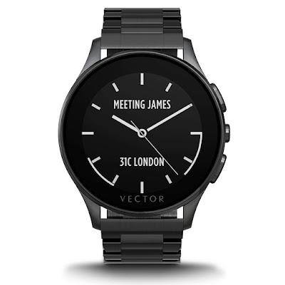 Vector Watch Luna Smartwatch