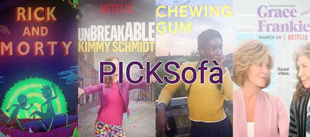 Netflix: 4 serie TV comedy da recuperare assolutamente