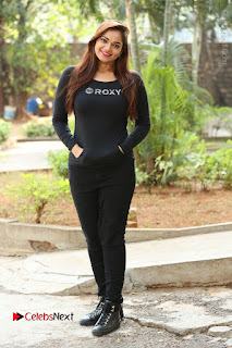 Actress Aswini Latest Stills in Black Denim Jeans  0179.JPG
