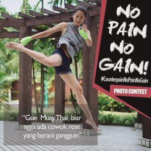 Foto seksi Instagram Prisia Nasution