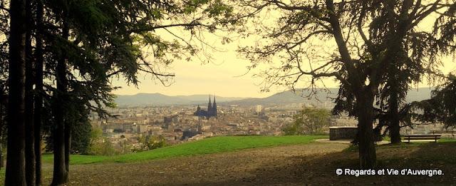 Parc de Montjuzet, Clermont-Ferrand