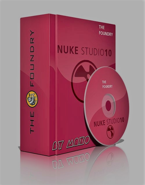 The Foundry Nuke 10 Studio (x64) Full Crack - Free Software