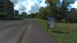 ets 2 real advertisements v1.3 screenshots, latvia 6