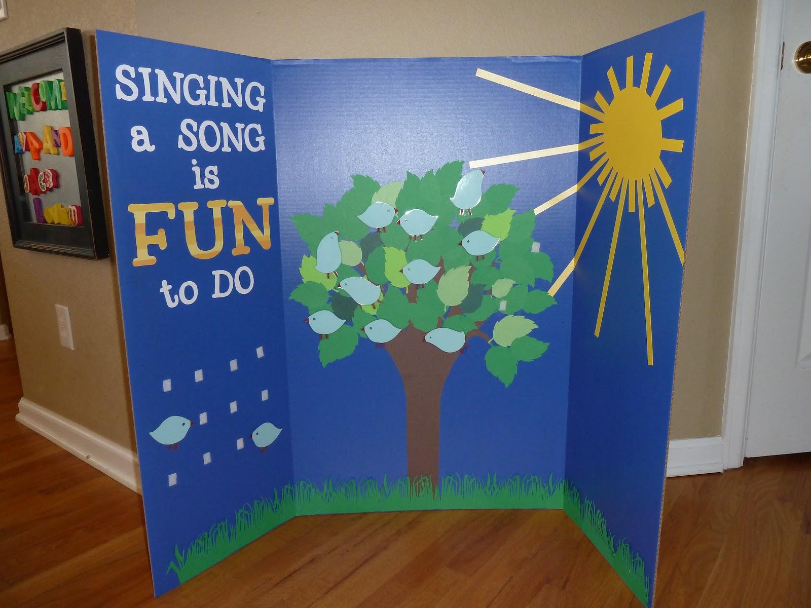 Nursery Singing Time
