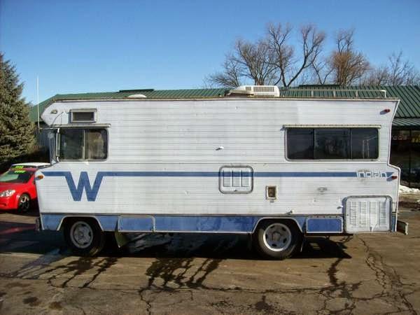 used rvs 1973 winnebago indian motorhome for sale by owner. Black Bedroom Furniture Sets. Home Design Ideas