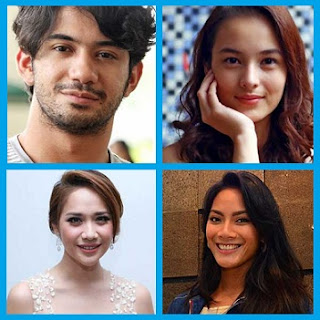 Para Pemeran Film 3 Srikandi
