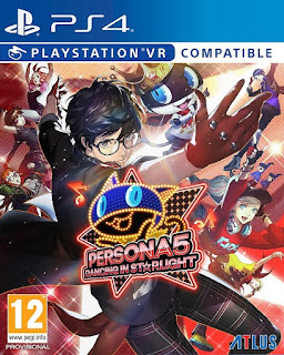 Persona 3: Dancing in Moonlight y Persona 5: Dancing in Starlight