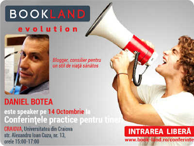 BookLand Evolution blogosferic la Craiova