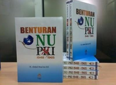 Buku Benturan NU dan PKI
