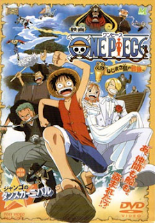 daftar one piece movie