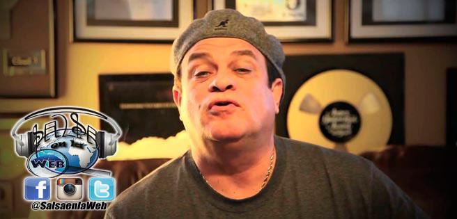 ► Tony Vega Sufre de una Parálisis Facial