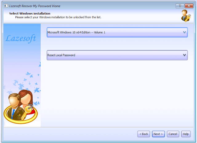 how to change administrator on windows 7 without password