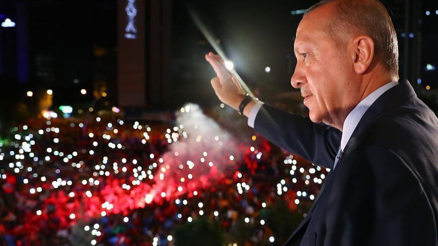 Erdogan pidato kemenangan