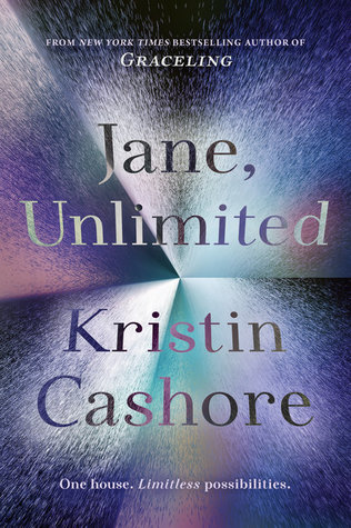 Jane, Unlimited book cover